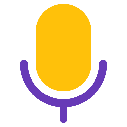 interface, mic, microphone, multimedia, record, ui, voice icon