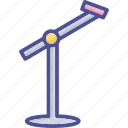 concert stand, audio stand, mic stand, singing mic, microphone stand icon