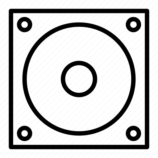 audio, multimedia, music, play, sound, speaker icon
