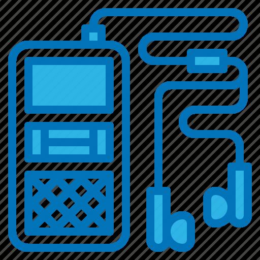 audio, device, microphone, multimedia, news, recorder icon