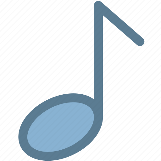 audio, melody, music, music note, musical, note, sound icon