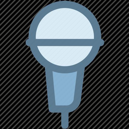Audio, microphone, singing, song, sound speaker, speaker icon - Download on Iconfinder