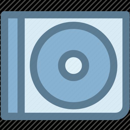 audio, cd, multimedia, music, music album, musical, note icon