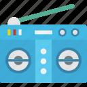 radio, audio broadcasting, fm radio, radio receiver, vintage radio