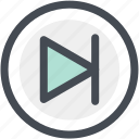 audio, fast forward, forward, lastmusic, multimedia, next, video icon