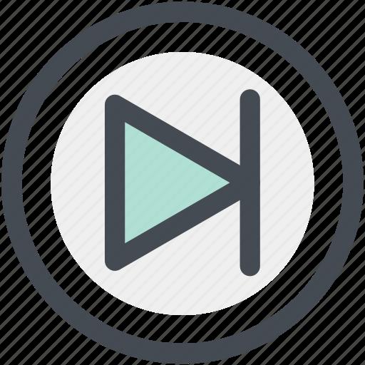 audio, fast forward, forward, lastmusic, multimedia, next, video icon