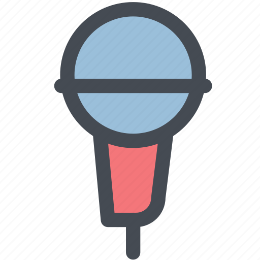 audio, microphone, singing, song, sound speaker, speaker icon