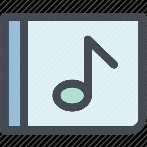 audio, cd, multimedia, music, music album, musical icon