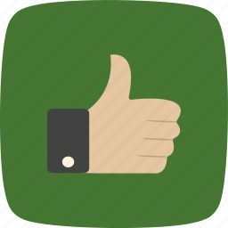 direction, finger, fingers, hand, like, up icon