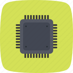 chip, computer, hardware, microchip, pc, processor icon