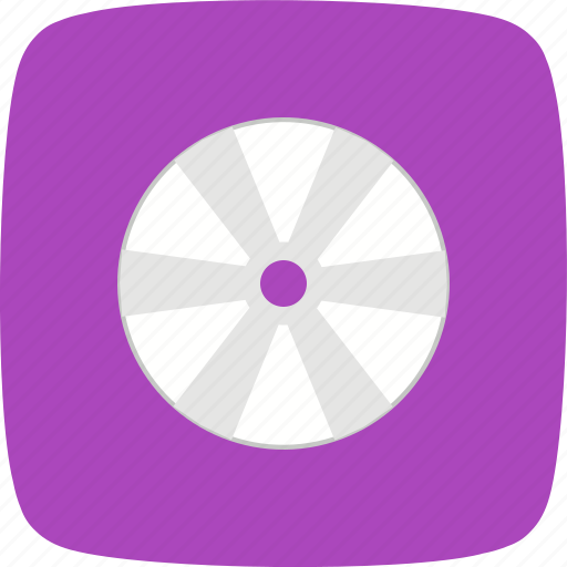 cd, compact disk, data, storage icon