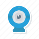 camera, multimedia, video, webcam icon