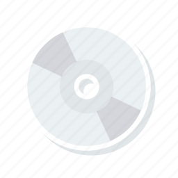 cd, disk, diskette, dvd icon