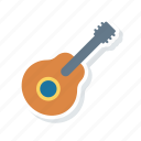 guitar, instrument, music, violin icon