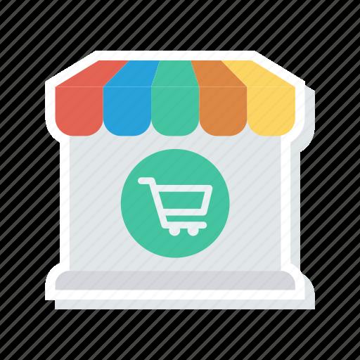 cart, ecommerce, market, shop icon
