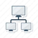 connection, link, network, share