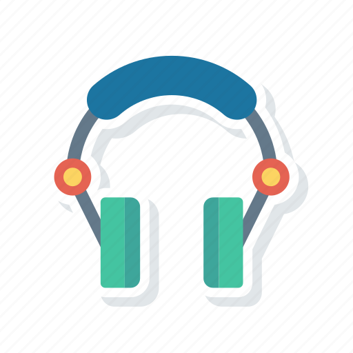 headphone, headset, listen, support icon