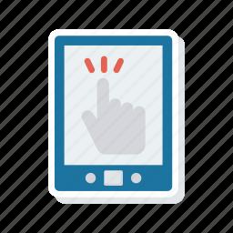 device, ipad, responsive, tablet icon