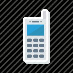 communication, device, talkie, walkie icon