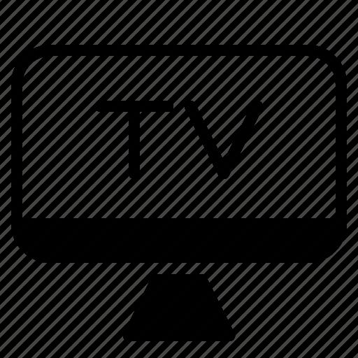 lcd, monitor, multimedia, screen, television, tv icon