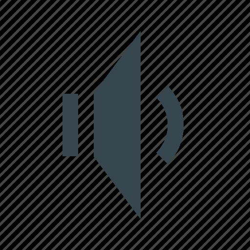 audio, control, microphone, multimedia, mute, sound, volume icon
