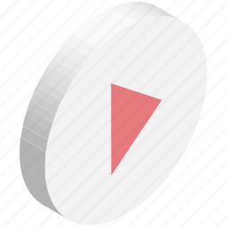 movie play, play button, start button, start video icon