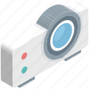 front projector, image projector, multimedia, multimedia projector, optical device, projector, video projector icon