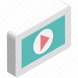 movies, multimedia, music, musique, video control, video player icon