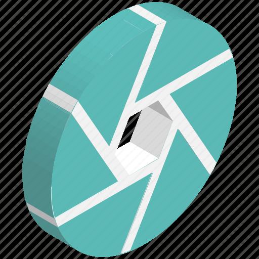corrective lens, lens, multimedia shutter, shutter icon