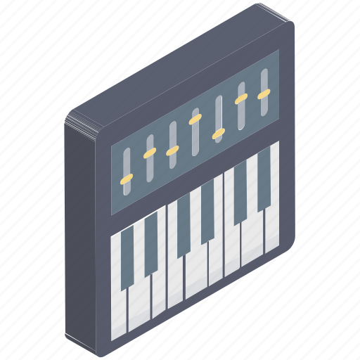 fortepiano, grand piano, instruments, multimedia, piano, piano keyboard, pianoforte icon