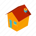 address, home, house, isometric, location, multimedia, stay