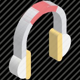 earbuds, earphones, earspeakers, gadget, headphone, microphone, music icon