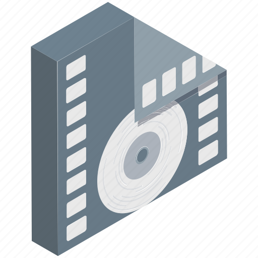 cd, floppy, media, media player, multimedia, music player, video player icon