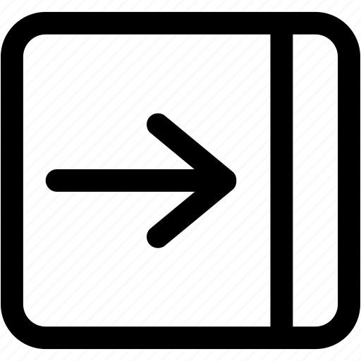 arrow, arrows, location, move, navigation, pin, right icon