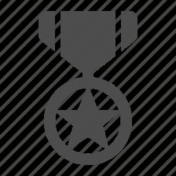 award, medal, prize icon