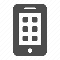 apps, iphone, mobile, phone, smartphone icon