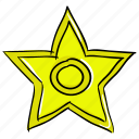 favourite, quality, rating, reviews, spark, star icon