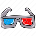 augmented reality, diving glasses, eye protection, eyewear, vr glasses, vr goggles icon