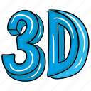 3d animation, 3d cad, 3d design, 3d letters, 3d modeling icon