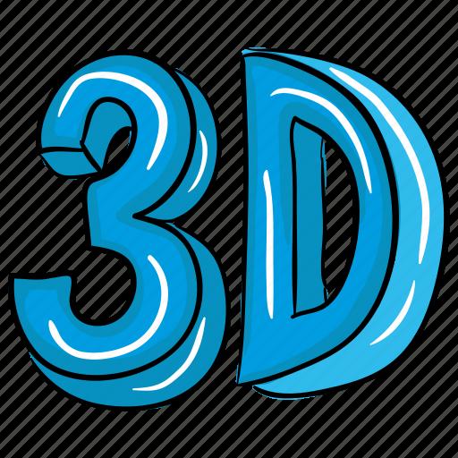 3d animation, 3d cad, 3d design, 3d letters, 3d modeling icon