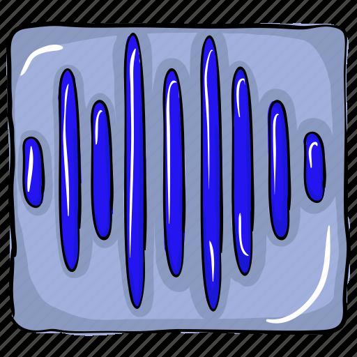 audio equalizer, music volume, sound adjuster, volume adjuster, volume controller icon