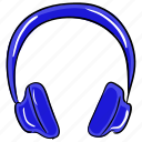 ear speakers, earbuds, earphones, headphone, headset icon