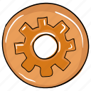 cogwheel, configuration, gear, gearwheel, setting icon