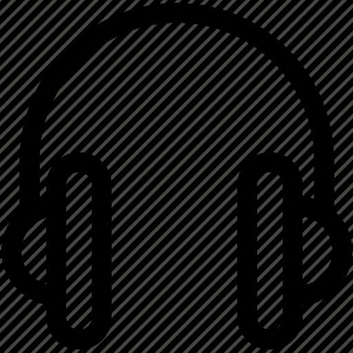 audio, earbuds, earphones, headphones, multimedia, music, sound icon