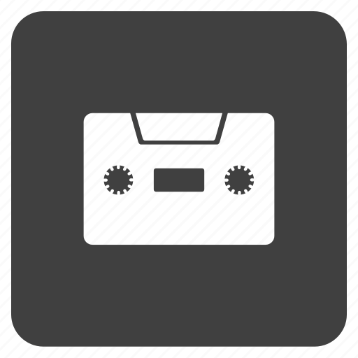 Casette, media, multimedia, music icon - Download on Iconfinder