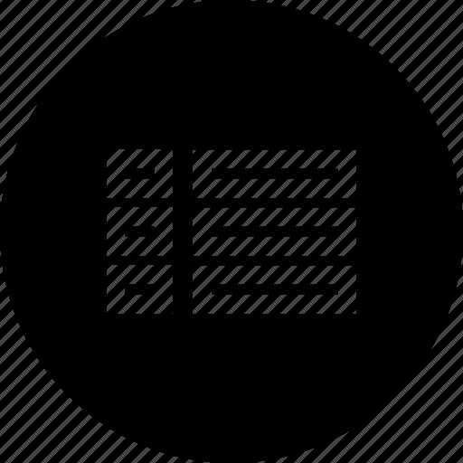 list, music, palylist, sound icon