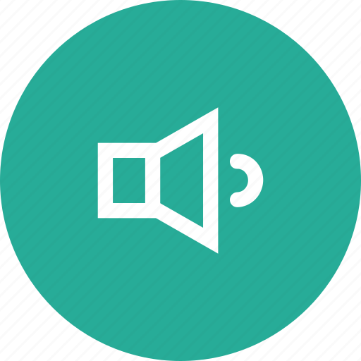 control, down, sound, volume icon
