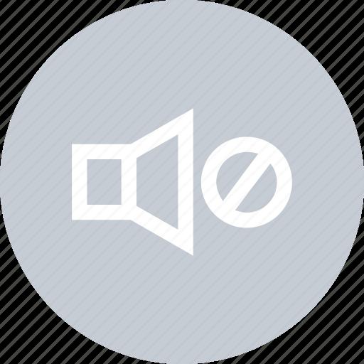 audio, mute, volume icon