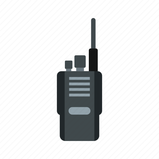 communication, mobile, portable, radio, security, technology, wave icon