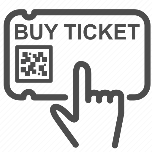 buy, cashier, museum, pass, ticket, tickets, travel icon